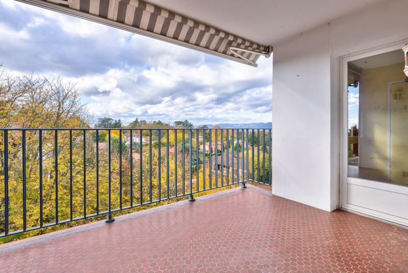 Appartement T4 avec balcon et vue st Foy les Lyon