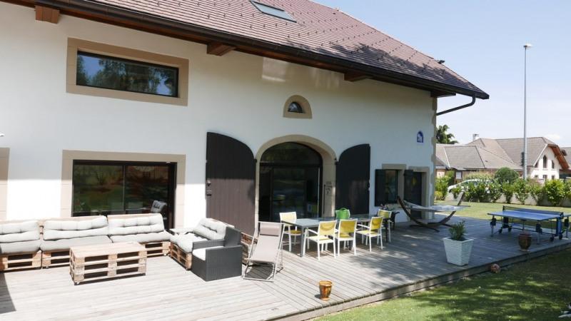 Vente de prestige maison / villa Annecy 895000€ - Photo 2