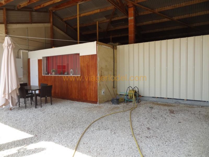 Lijfrente  huis Besseges 267500€ - Foto 20