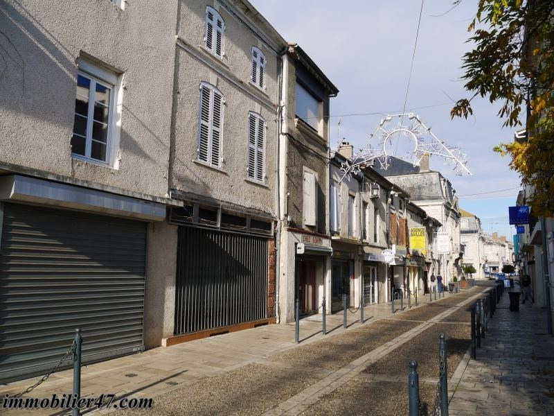 Vente immeuble Aiguillon 83 000€ - Photo 1