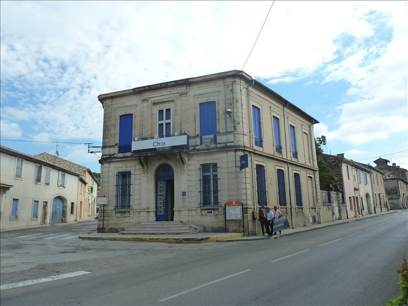 Sale building Vauvert 300 000€ - Picture 1