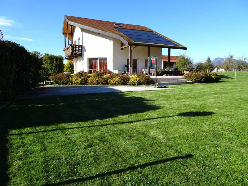 Deluxe sale house / villa Amancy 585000€ - Picture 1
