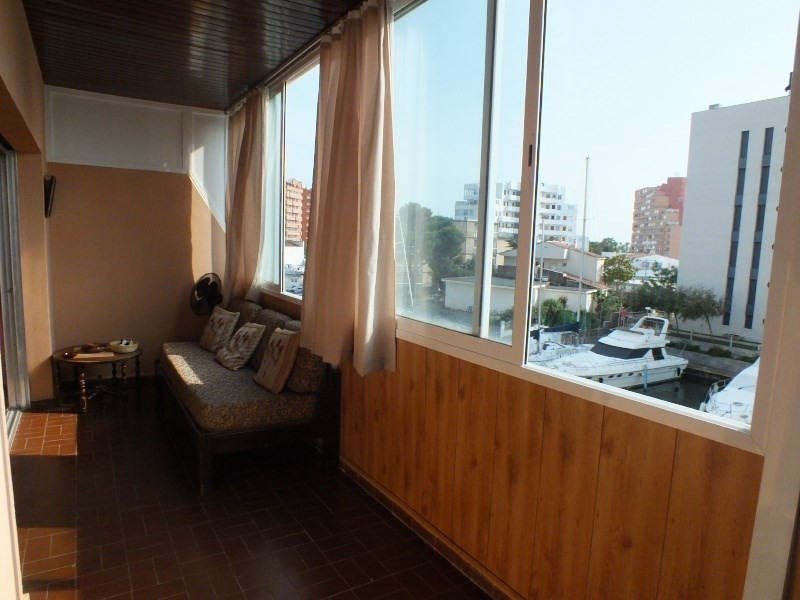 Alquiler vacaciones  apartamento Roses, santa-margarita 384€ - Fotografía 5
