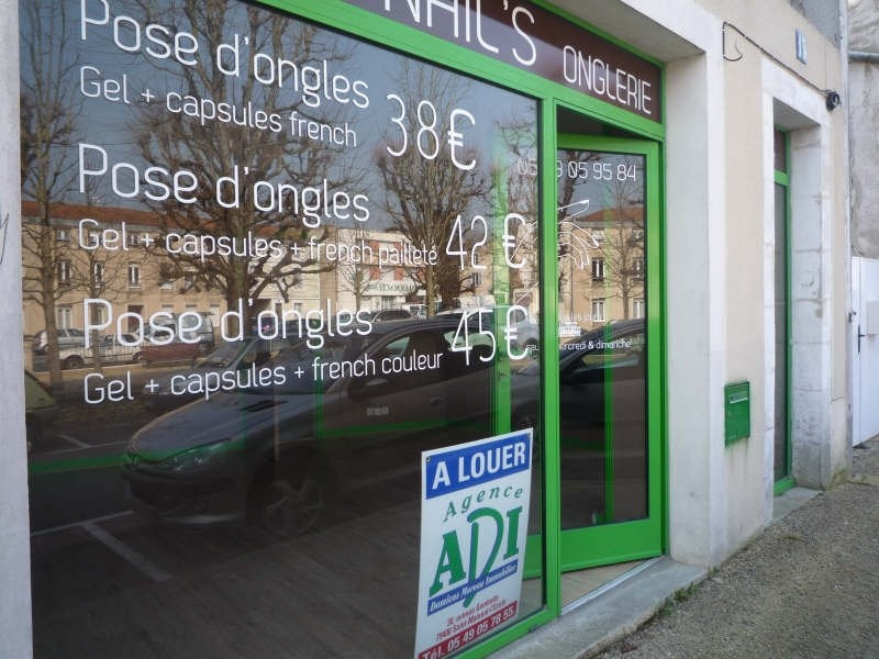 Location local commercial St maixent l ecole 323€ CC - Photo 5