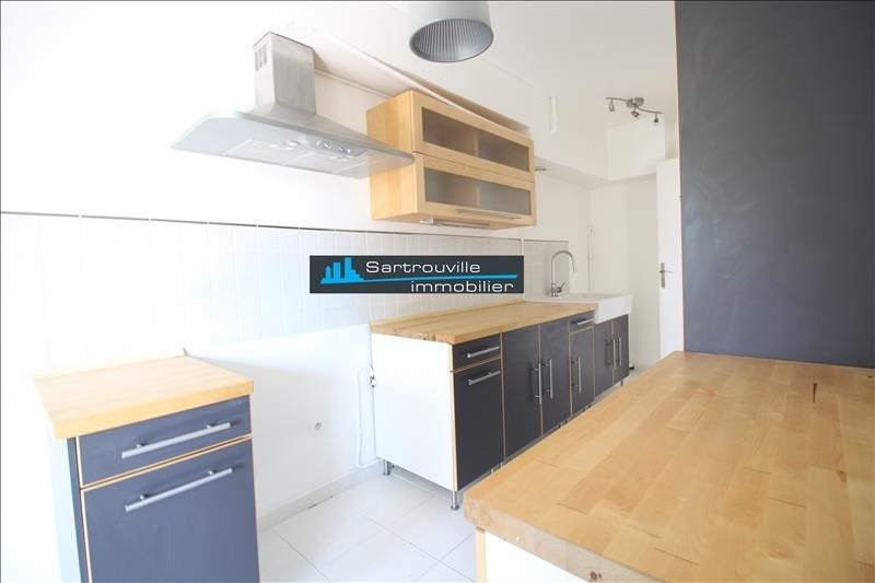Vente appartement Sartrouville 199 000€ - Photo 2