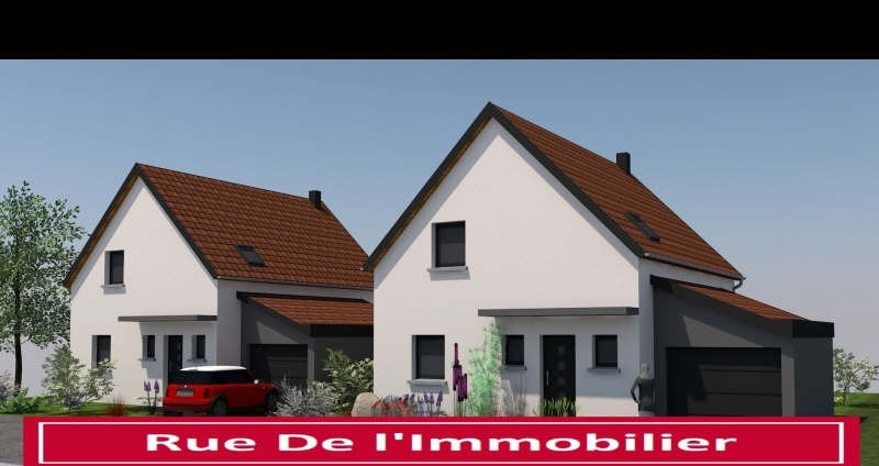 Vente maison / villa Weyersheim 266490€ - Photo 6