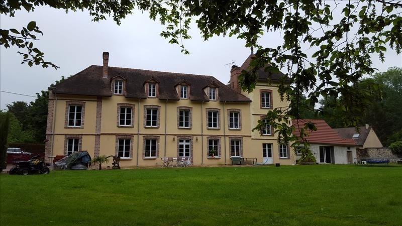 Revenda residencial de prestígio casa Le gue de longroi 664000€ - Fotografia 1