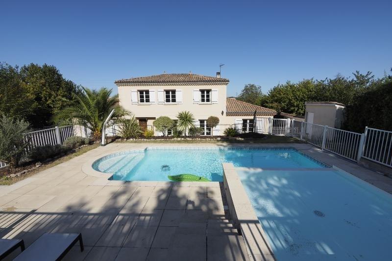 Vente maison / villa St andre de cubzac 409000€ - Photo 1