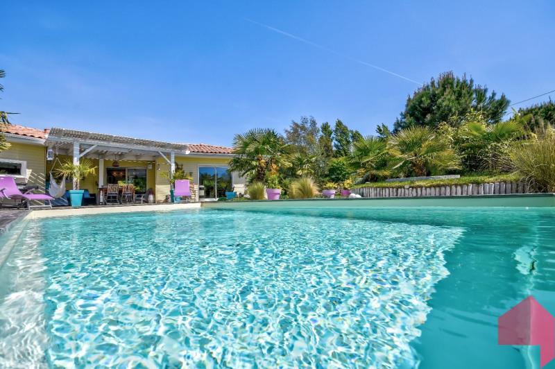 Vente maison / villa Ayguesvives 450000€ - Photo 6