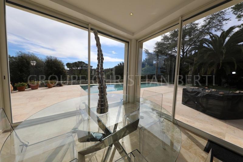 Vente de prestige maison / villa Mandelieu 1850000€ - Photo 7