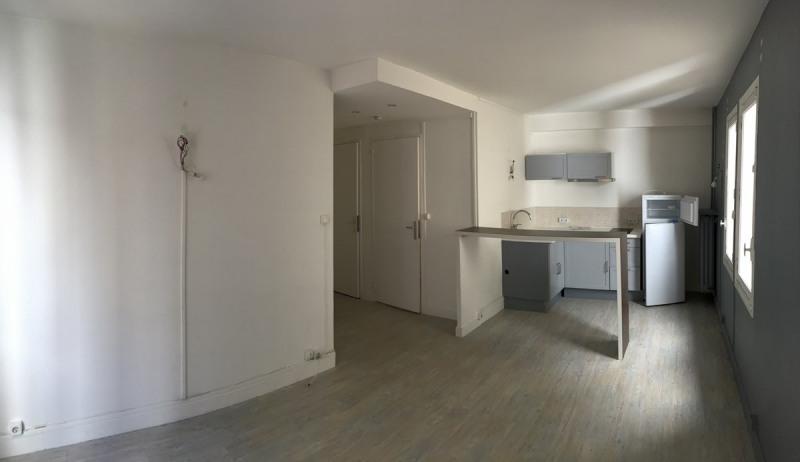 Rental apartment Asnieres sur seine 850€ CC - Picture 2