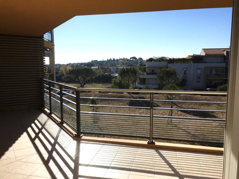 Rental apartment Fréjus 1015€ CC - Picture 1