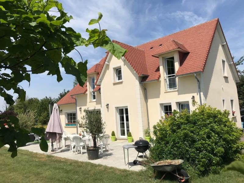 Vente maison / villa Emieville 470000€ - Photo 2