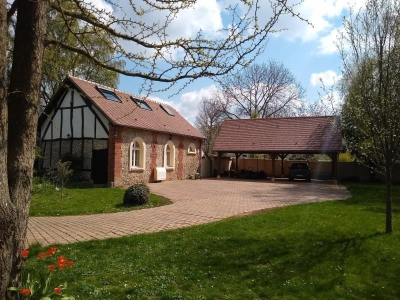 Sale house / villa Pontoise 356600€ - Picture 2