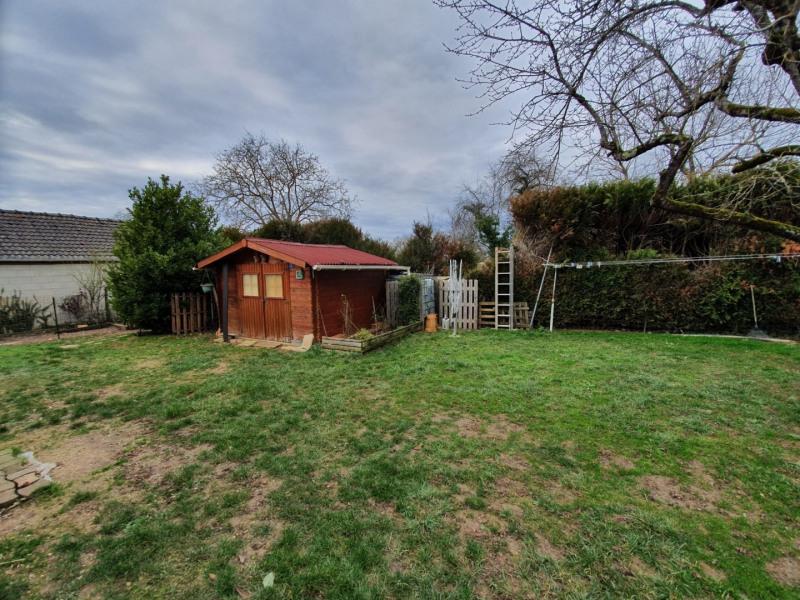 Sale house / villa Michery 107000€ - Picture 10