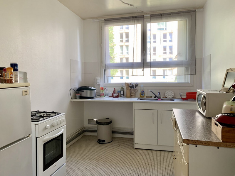 Vente appartement Herouville st clair 75 500€ - Photo 2