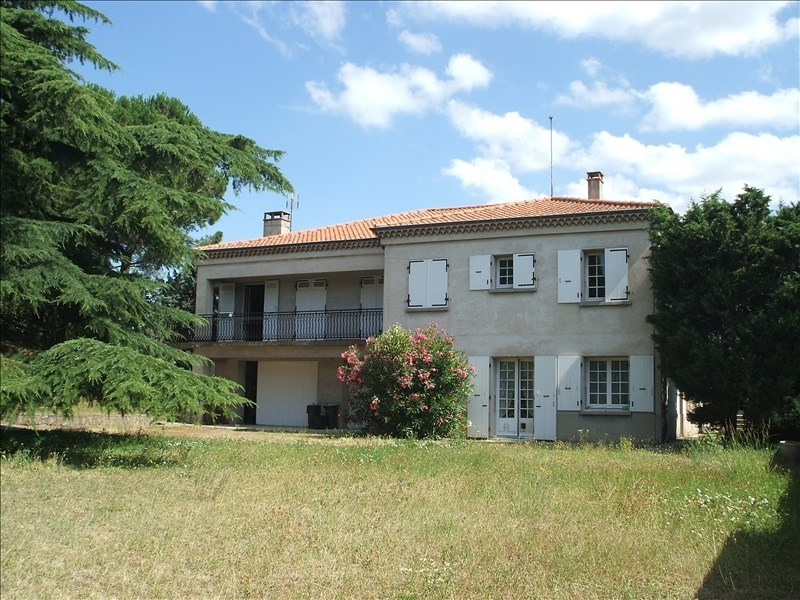 Sale house / villa Tournon-sur-rhone 367 000€ - Picture 1