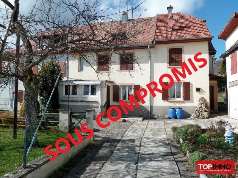 Sale house / villa Wattwiller 168000€ - Picture 1