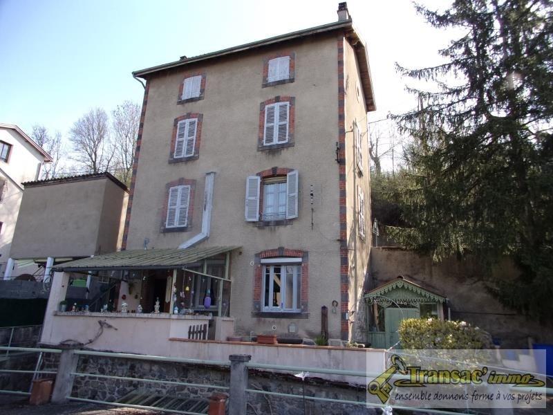 Vente maison / villa Thiers 93000€ - Photo 2