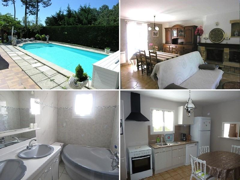 Vacation rental house / villa Lacanau-ocean 748€ - Picture 1