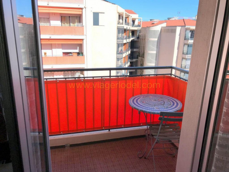 Vendita nell' vitalizio di vita appartamento Nice 67500€ - Fotografia 9