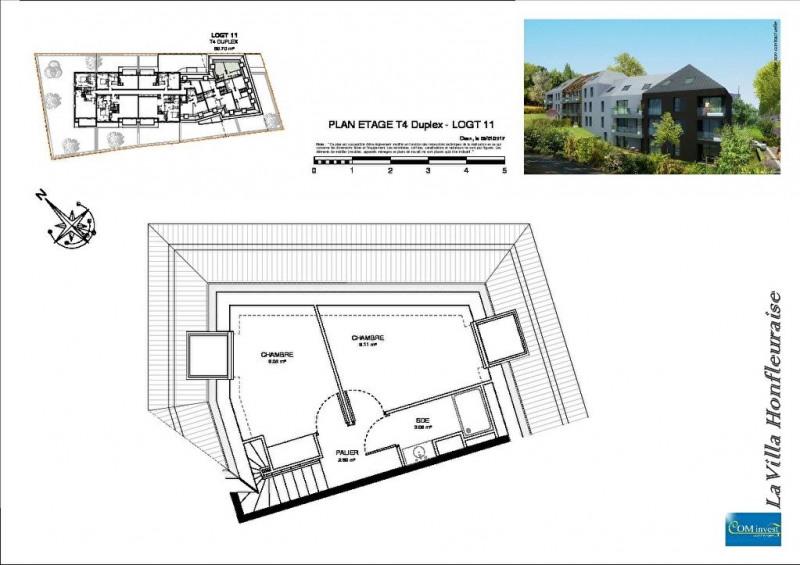 Vente appartement Honfleur 162750€ - Photo 12