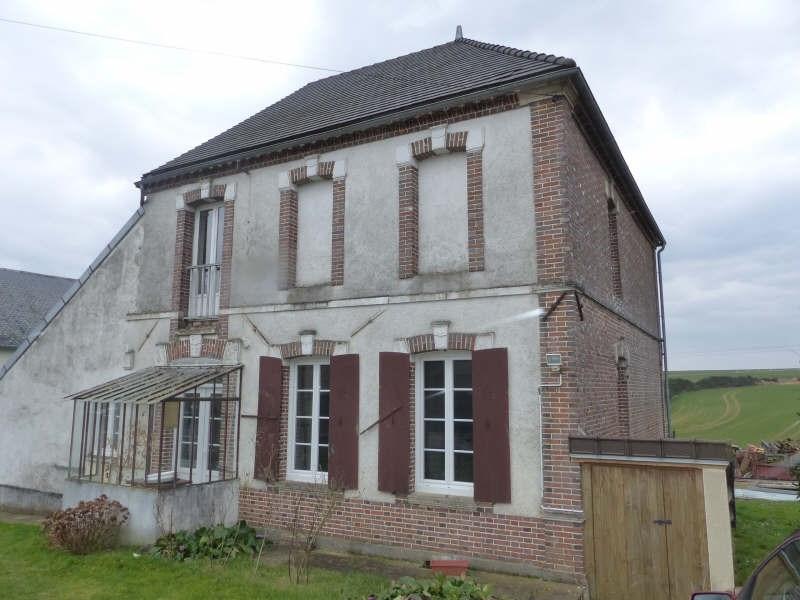 Vente maison / villa Boeurs en othe 107000€ - Photo 1