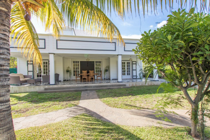 Verkauf von luxusobjekt haus Saint gilles les bains 1476800€ - Fotografie 2