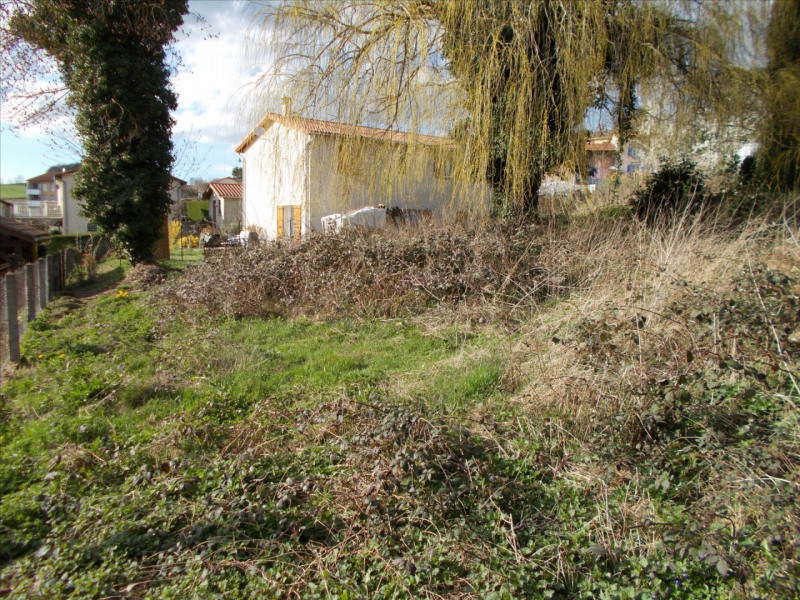 Vente terrain Saint-laurent-de-chamousset 60 000€ - Photo 1