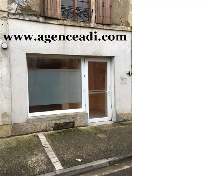 Location local commercial La mothe st heray 195€ CC - Photo 1