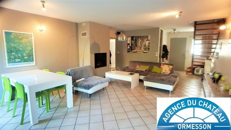 Vente maison / villa Ormesson sur marne 505 000€ - Photo 1