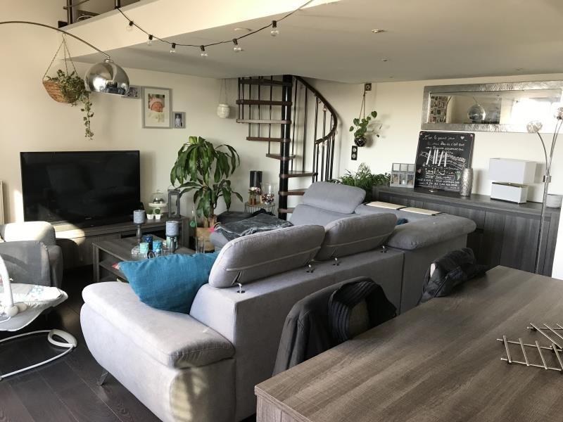 Rental apartment Villepreux 855€ CC - Picture 1