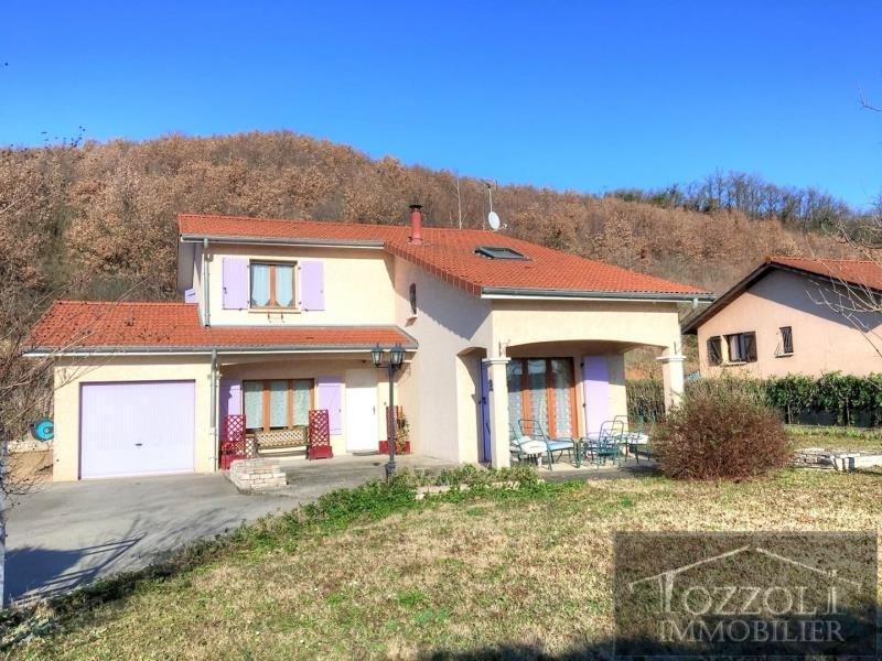 Sale house / villa Satolas et bonce 370000€ - Picture 1