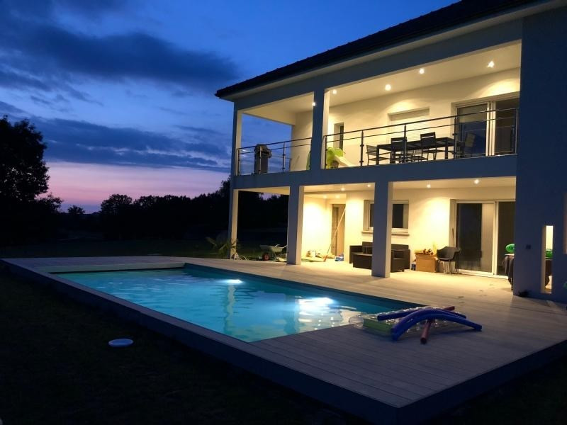 Deluxe sale house / villa St castin 645000€ - Picture 1