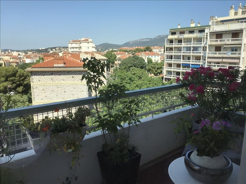 Sale apartment Toulon 159 000€ - Picture 1