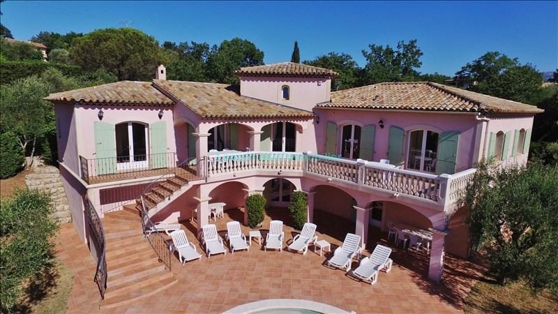 Vente de prestige maison / villa Saint cezaire sur siagne 722800€ - Photo 1