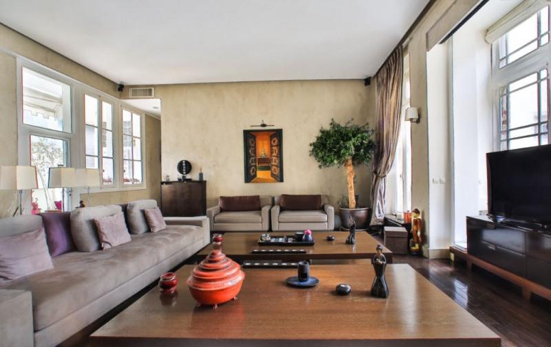 Vente de prestige appartement Paris 16ème 2200000€ - Photo 5