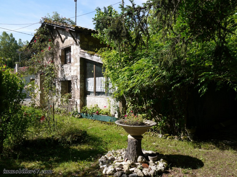 Maison en pierre castelmoron sur lot - 2 pièce (s) - 57 m²