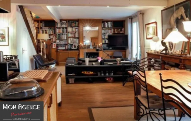 Vente de prestige appartement Paris 17ème 1 525 000€ - Photo 2