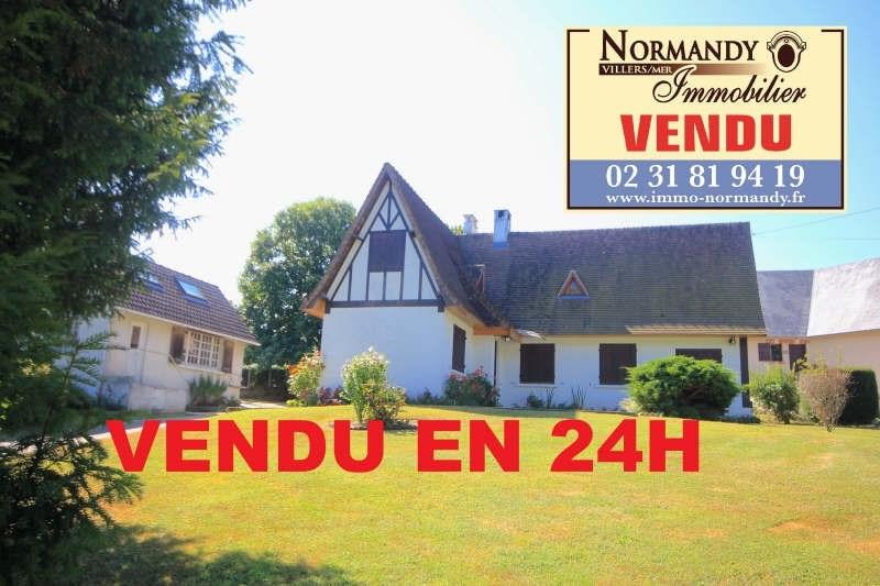 Sale house / villa Villers sur mer 296800€ - Picture 1