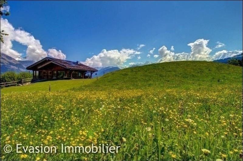 Vente de prestige maison / villa Combloux 2900000€ - Photo 1
