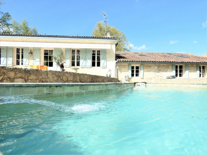Deluxe sale house / villa Montussan 949000€ - Picture 1