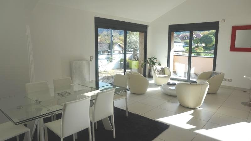 Deluxe sale apartment Archamps 649 000€ - Picture 4