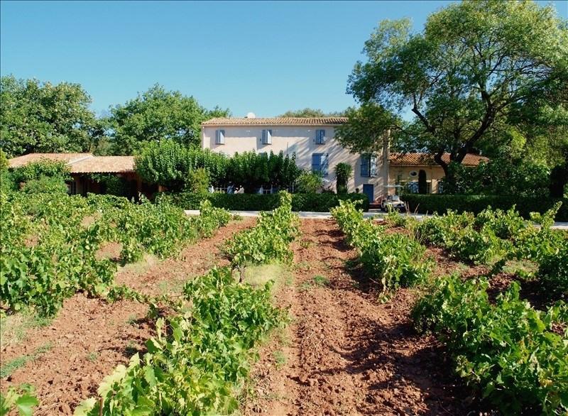 Vente de prestige maison / villa Le cannet des maures 2625000€ - Photo 9