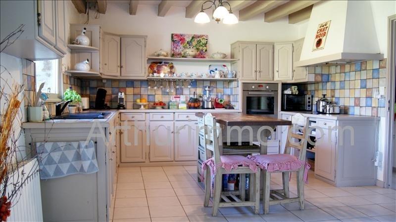 Sale house / villa Nangis proche 367500€ - Picture 6