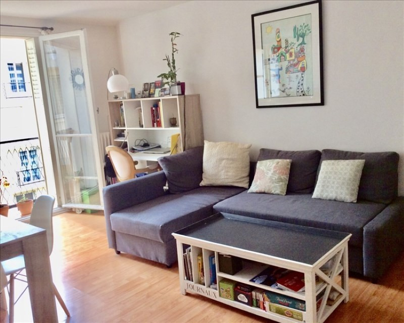 Sale apartment Clichy 388 000€ - Picture 1