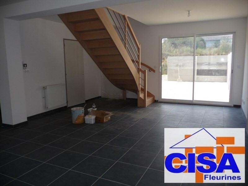 Rental house / villa Sacy le petit 850€ CC - Picture 1