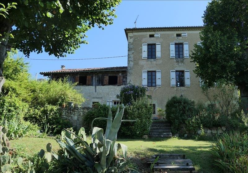 Vente maison / villa Lectoure 306000€ - Photo 2