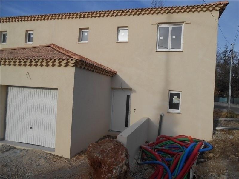 Vente maison / villa St maximin la ste baume 283230€ - Photo 1