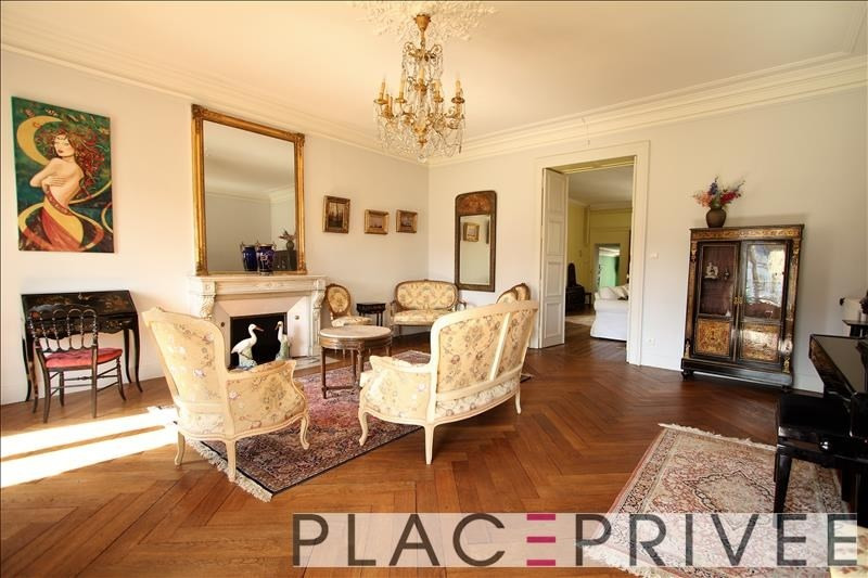 Venta de prestigio  apartamento Nancy 600000€ - Fotografía 4